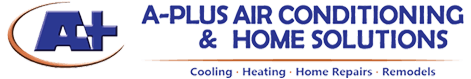 A-Plus Air Conditioning & Home Solutions logo