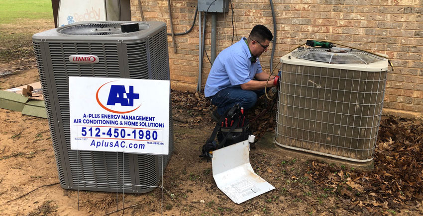 A-Plus Air Conditioning & Home Solutions - AC Installation Expert