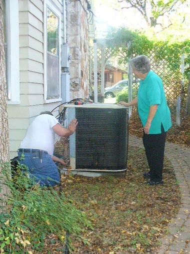 A-Plus Air Conditioning & Home Solutions - Evaporator Coil Cleaning and Repair