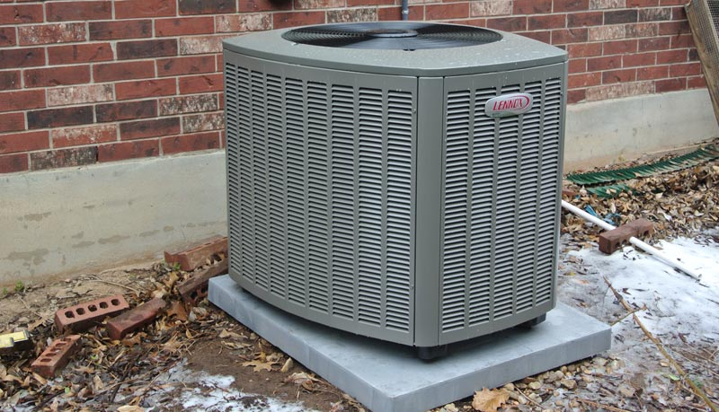 A-Plus Air Conditioning & Home Solutions - Installed and Repaired Heat Pump in Austin