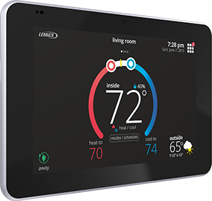 A-Plus Air Conditioning & Home Solutions - Smart Thermostat